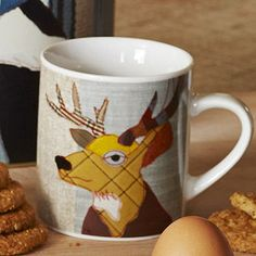 Magpie-Beasties-Mr-Stag-Mug from Lakeland http://www.lakeland.co.uk/search/Christmas-gifts-stocking-fillers/c01c01c02.r100.1.o?src=pinit