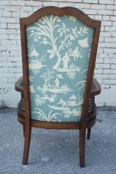 Mid-century arm chair.