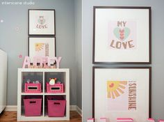 Modern Cherry Blossom Nursery | Project Nursery
