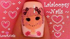 ☆ Lalaloopsy Nails ☆