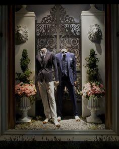 Ralph Lauren Beverly Hills CA Spring Collection 2012 Window 1