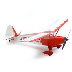 StevensAero - Clipped Wing Taylorcraft Laser Cut, Micro RC Kit