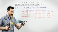 From selection to the actual research, keywords simply aren't the same beast they were five years ago. In today's Whiteboard Friday, Rand shows you how to do keyword research in 2015, ensuring you don't harm your site with obsolete tactics.