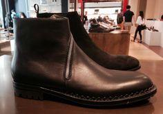 Balenciaga for men - zip per mid boot