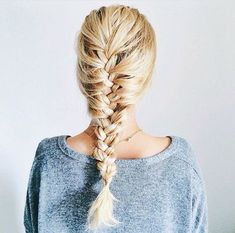french braid #hair