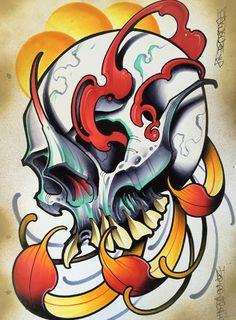 Image of Skullwrap