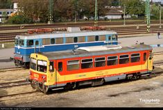 Net Photo: 1001 & 365 MÁV-Start & 117 / Bzmot at Békéscsaba, Hungary by Location Map, Photo Location, Japan Train, Light Rail, Locomotive, Hungary, Trains, Locs, Train
