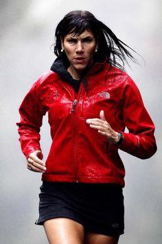 Ultra Runner from NZ Lisa Tamati