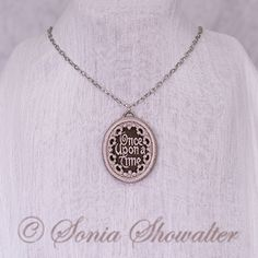 Story Book Pendant (Once Upon a Time): Sonia Showalter