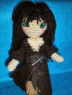 Elvira, mistress of the dark Moñacos, cosicas y meriendacenas
