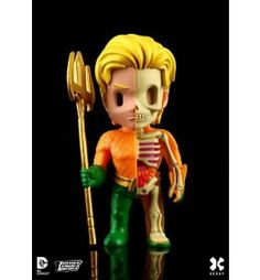 Buy DC Comics XXRAY Figure Wave 2 Aquaman 10 cm from Pop In A Box UK, the home of Funko Pop Vinyl subscriptions and more. Funko Pop Sale, Funko Pop Vinyl, Vinyl Figures, Action Figures, Pop Heroes, Comic Games, Ultimate Collection, Cultura Pop, Comic Book Heroes