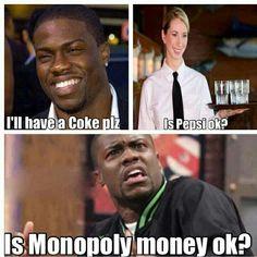 Haha monopoly money