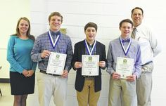 Students advance after winning optimist contest - LaGrange Daily News - lagrangenews.com