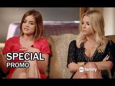 Pretty Little Liars 5 Years Forward Special Promo - November 24th - YouTube