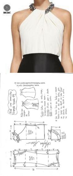 Amazing Sewing Patterns Clone Your Clothes Ideas. Enchanting Sewing Patterns Clone Your Clothes Ideas. Diy Clothing, Clothing Patterns, Dress Patterns, Sewing Patterns, Sewing Ideas, Sewing Blouses, Make Your Own Clothes, Apparel Design, Refashion
