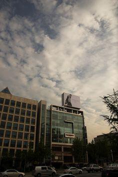 https://flic.kr/p/p6Ji4v | 구름 지나가는 날 : Clouds a lot of day | 이런 날은 도시에서 위를 봐도 재미있다.