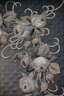 William Morris in Quilting: Tokyo Quilt Festival Part 3