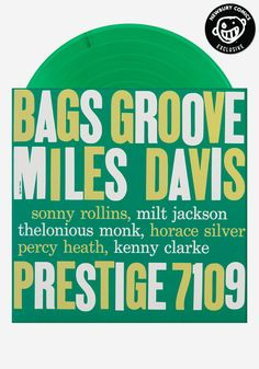 Bags' Groove Exclusive LP