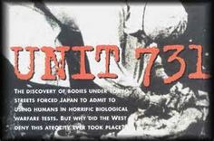 UNIT 731 Atrocities