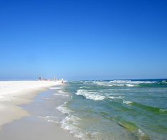 Travel & Leisure's 10 best shelling beaches:  Gulf Islands National Seashore in Pensacola, FL