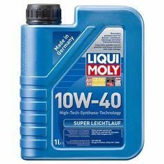 Prezzi e Sconti: #Liqui moly super bassa viscosita' 10w-40 1 per Auto  ad Euro 13.30 in #Liqui moly #10w 40
