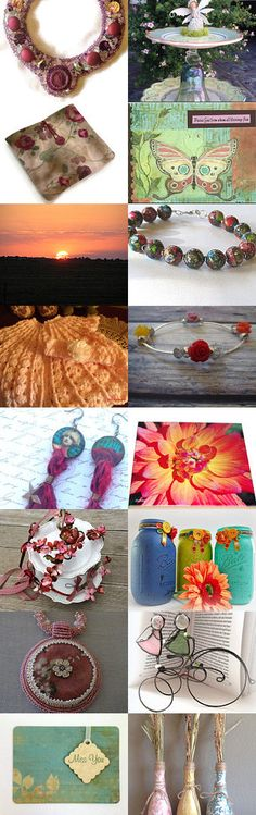 Colorful And Classy by Shawn Leigh Stevens on Etsy--Pinned with TreasuryPin.com #Estyhandmade #giftideas #summerfinds