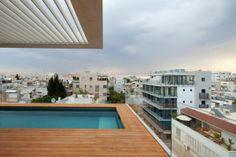 Ein modernes luxuriöses Haus in Tel Aviv  - http://wohnideenn.de/innendesign/09/haus-in-tel-aviv.html