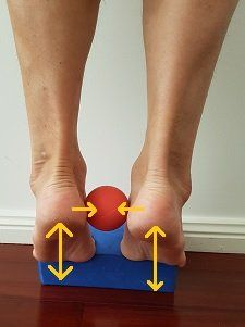 Do you want to fix your flat feet? Here is a list of the best exercises on how t. Do you want to fix your flat feet? Here is a list of the best exercises on how to fix flat feet. Eliminate your fallen arches and regain your foot arch! Ankle Exercises, Scoliosis Exercises, Ankle Stretches, Balance Exercises, Plantar Fasciitis Exercises, Health And Wellness, Health Fitness, Fitness Tips, Postural