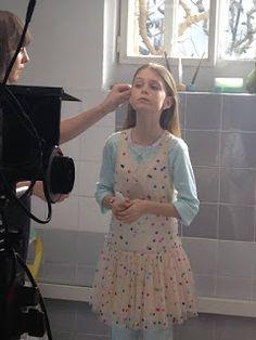Rose Moustache : 10 советов о том как стать моделью.