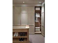 Teddy Edwards dressing room / bedroom handmade furniture