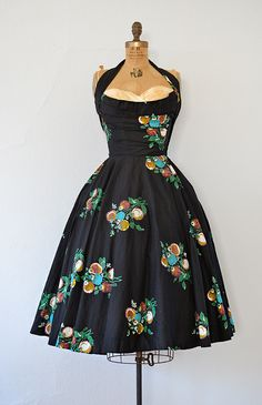 1950's Fred Perlberg Dress
