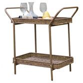 Found it at Joss & Main - Dale Patio Serving Cart in Honey, $81