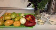 Salată de gogonele, legume și verdeață pentru iarnă! - Sfaturi pentru casă și grădină Vegetables, Food, Essen, Vegetable Recipes, Meals, Yemek, Veggies, Eten