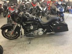 Used 2013 Harley-Davidson FLHX - Street Glide Motorcycles For Sale in New Jersey,NJ. 2013 Harley-Davidson FLHX - Street Glide, CALL HENRY 732-906-9292 X 1046 2013 Harley-Davidson® Street Glide® The 2013 Harley-Davidson® Street Glide® model FLHX is equipped with an iconic bat wing fairing this custom hot-rod bagger an amazing Harley® style that needs to be seen and ridden. The Harley® Street Glide® FLHX model has a 2-1-2 exhaust. Check out all of the H-D® Street Glide® FLHX model s…