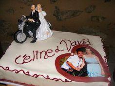 Mariage de motards