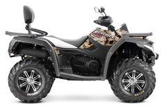 CFMOTO CForce 550 EFI 4×4 #cfmoto #cforce #quad #atv