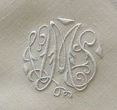 triple monogram - history and information
