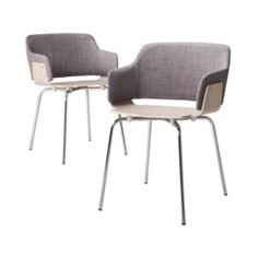 Target.com TOO by Blu Dot Hipper Dining Chair Pebble - Set of 2 Quick Information