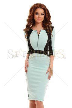 StarShinerS Fulminate Mint Dress