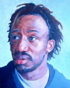 Soloman From Uganda -Mike Bagshaw