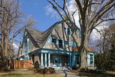 Hamptons Style Cedar Shake Home