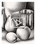 Still Life - Pencil Drawing Slideshow