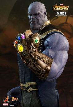 Avengers  Infinity War - Thanos Figure by Hot Toys - The Toyark - News 90f43741aff