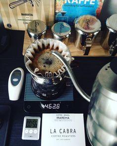I really like this coffee from @lacabracoffee ! A really Well balanced coffee  #stopbadcoffee #thirdwave #ilovecoffee #specialtycoffee #coffee #coffeetime #coffeelover #coffeeaddict #coffeebreak #coffeegram #barista #baristalife #baristadaily #baristas #baristaskills #hario #kalita #kalitawave #filter #filtercoffee #brazil #acaiapearl http://ift.tt/20b7VYo