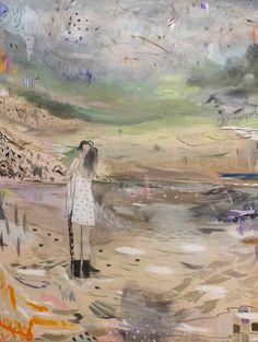 Kevin A. Rausch - Easy Love, 2012, 200 x 150 cm, MT /Lw