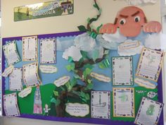 Jack and the beanstalk art ideas - Google Search