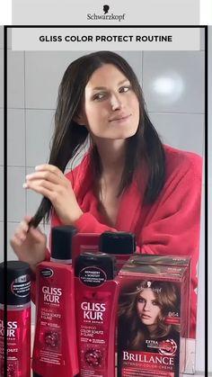 Hair Tips, Hair Hacks, Caring For Colored Hair, Color Shampoo, Hair Repair, Pattern Fashion, Hair Care, Hair Color, Good Things