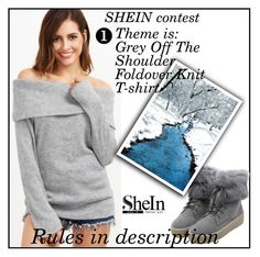 """""""Shein sponsored contest ( link of group in description set)"""" by erina-salkic ❤ liked on Polyvore featuring WithChic"""