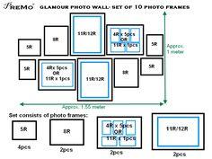 dimensional wall frame set - Google Search