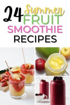 Summer recipes related to summer smoothie recipes and fruit smoothie recipe ideas. Fruit Smoothie Recipes, Protein Shake Recipes, Fruit Recipes, Healthy Smoothies, Summer Recipes, Healthy Food, Snack Recipes, Strawberry Peach Smoothie, Nutrient Dense Smoothie